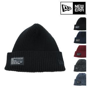 ニューエラ ニット帽 ミリタリーニット パッチ メンズ レディース NEW ERA | 帽子 ニットキャップ ニットワッチ|richard