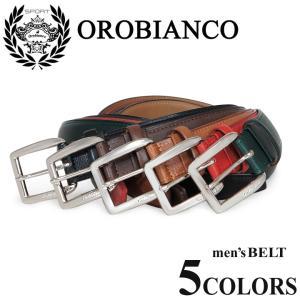 最大1000円OFFクーポン オロビアンコ スポーツ OROBIANCO SPORT ベルト OBS-013012 レザー メンズ richard
