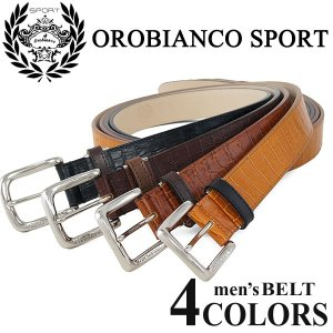 最大1000円OFFクーポン オロビアンコ スポーツ ベルト OBS-211030 OROBIANCO SPORT richard