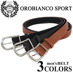最大1000円OFFクーポン オロビアンコ スポーツ ベルト OBS-808010 OROBIANCO SPORT richard