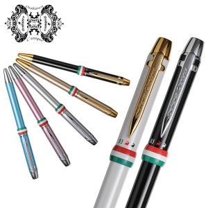 オロビアンコ OROBIANCO ルニーク 複合ペン トリプロ  Orobianco L'unique Triplo マルチペン 多機能ペン ボールペン シャープペン シャーペン 筆記具 1|richard