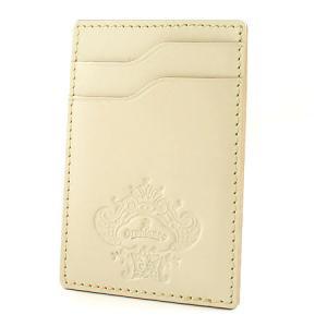 最大1000円OFFクーポン オロビアンコ パスケース ORPA-001 WH ホワイト|richard