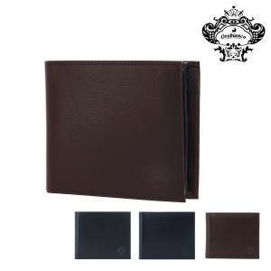 オロビアンコ 二つ折り財布 ミニ財布 H&L メンズ ORS-062309 日本製 Orobianco | 牛革 本革 レザー ブランド専用BOX付き|richard