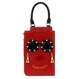 スパイラルガール SPIRALGIRL ハンドバッグ 7509501  ショルダーバッグ フェイス ポシェット 財布 レディース [PO5] richard