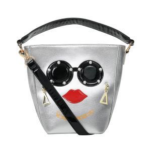 スパイラルガール ショルダーバッグ フェイス レディース 7509507 SPIRALGIRL   A5 [PO5] richard