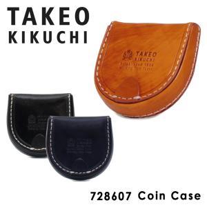 タケオキクチ コインケース メンズ ハンド 728607 TAKEO KIKUCHI 小銭入れ 本革...