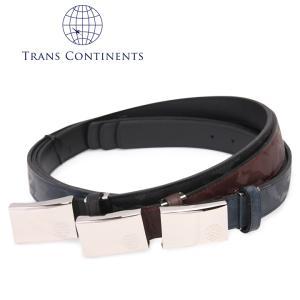 トランスコンチネンツ TRANS CONTINENTS ベルト TC-005016  ベルト メンズ  [PO5]|richard