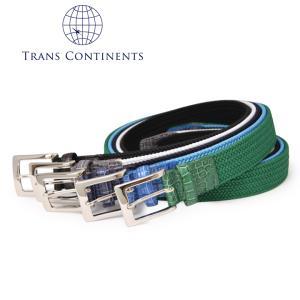 トランスコンチネンツ TRANS CONTINENTS ベルト TC-006016  ベルト メンズ  [PO5]|richard