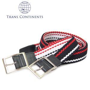 トランスコンチネンツ TRANS CONTINENTS ベルト TC-007016  ベルト メンズ  [PO5]|richard