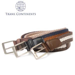 トランスコンチネンツ TRANS CONTINENTS ベルト TC-008016  ベルト メンズ  [PO5]|richard