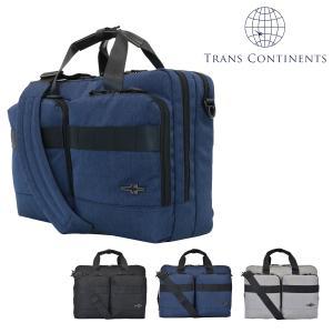 トランスコンチネンツ ビジネスバッグ 3WAY メンズ TC-4892 TRANS CONTINENTS | リュック ブリーフケース|richard