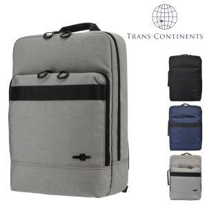 トランスコンチネンツ リュック メンズ TC-4894 TRANS CONTINENTS | リュックサック ビジネス|richard