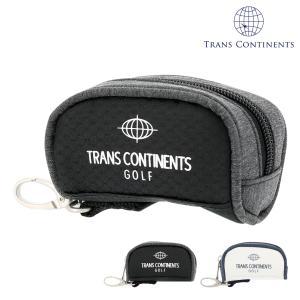 トランスコンチネンツ ボールポーチ メンズ TOBP-910 TRANS CONTINENTS | ゴルフ|richard