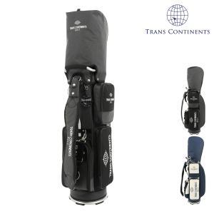トランスコンチネンツ キャディバッグ メンズ TCCB-010 TRANS CONTINENTS | ゴルフ|richard