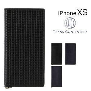 トランスコンチネンツ スマホケース 手帳型 iPhone XS ジェットセッター メンズ  TC-6065119 スマホカバー スマートフォンケース 本革 レザー|richard