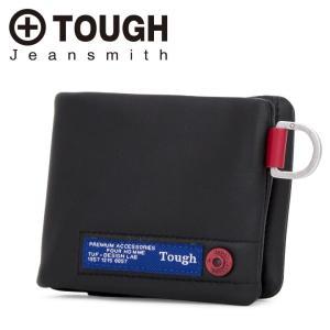 TOUGH タフ 二つ折り財布 69021  MG2.0 メタルギア2 札入れ