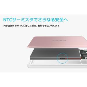 モバイルバッテリー 大容量 10000mAh タイプC ポート 搭載 USB MicroUSB QC2.0以上準拠 対応 最大 18Wh 急速充電 給電 可能 アルミ合金 頑丈 PHILIPS ブランド|richgo-japan|09