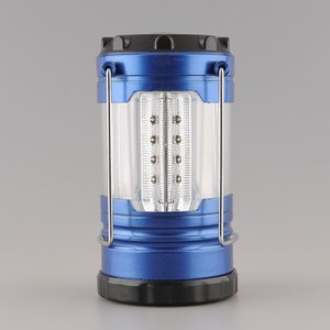 12LEDランタンライト コンパス付き (電池式) キャンプライト ビバークライト アウトドア懐中電灯 防災用品|richgroupled