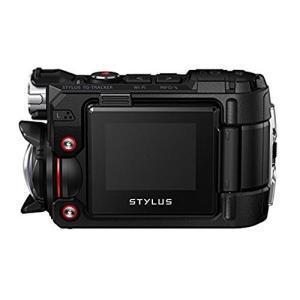 OLYMPUS アクションカメラ STYLUS TG-Tracker ブラック 防水性能30m 耐衝撃2.1m 耐荷重100kgf 防塵 耐|richies-shop