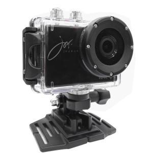 ジョワイユJOYEUX WiFi 1080Pアクションカメラ BK|richies-shop