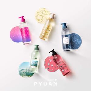 PYUAN(ピュアン) メリットピュアン サークル (Circle) ピーチ&プラムの香り つめかえ...