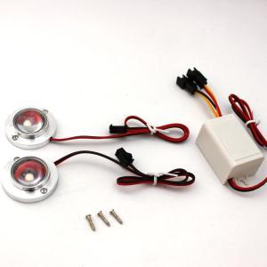 汎用高輝度5WフラッシュLEDスポットライト ストロボライト/ホワイト