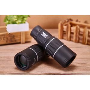 16X52 TM652 単眼鏡コンパクト 高倍率 二焦点 防水 小型 家庭用