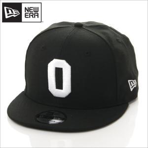 NEW ERA キャップ メンズ レディース ニューエラ スナップバック キャップ 数字 ナンバー 帽子 950 NUMBER CUSTOM 0 スナップバックキャップ ブラック 黒|richrush