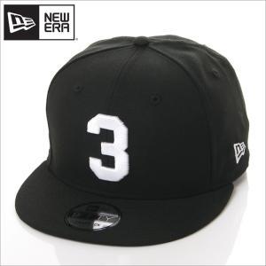 NEW ERA キャップ メンズ レディース ニューエラ スナップバック キャップ 数字 ナンバー 帽子 950 NUMBER CUSTOM 3 スナップバックキャップ ブラック 黒|richrush