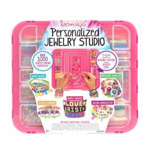 ジュエリー スタジオ オリジナル アクセサリー キット ビーズ ブレスレット Just My Style Personalized Jewelry Studio セット プレゼント 女の子 richsmile