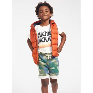 ジャンクフード マイケル・ジャクソン 1983 Tシャツ キッズ レディース アイボリー JUNKFOOD Michael Jackson MJ ロゴ|richsmile