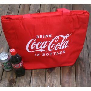 コカ・コーラ クーラーバッグ Coca cola 保冷 トートバッグ|richsmile