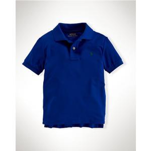 ラルフローレン 子供用 ジャージ ポロシャツ 半袖 ポニー ポロ ralph lauren ボーイズ ラルフ  並行輸入品|richsmile
