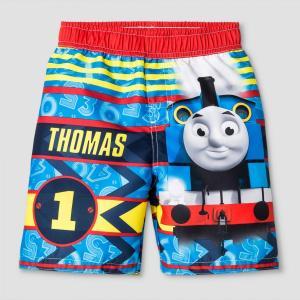 機関車トーマス トーマス&フレンズ スイムパンツ  男の子 水着 ベビー キッズ ディズニー スイムウェア インポート |richsmile