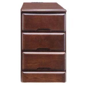 チェスト ナイトテーブル サイドテーブル 幅30cm 3段 コンセント付き 木製 完成品|rick-store