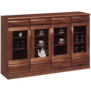 サイドボード キャビネット 145 収納 リビング 木製 完成品|rick-store