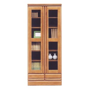 本棚 書棚 幅60cm ミドルタイプ 完成品 日本製|rick-store