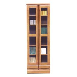 本棚 書棚 幅60cm ハイタイプ 完成品 日本製|rick-store