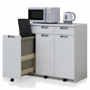 ダストボックス キッチンカウンター 3分別|rick-store