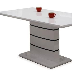 来客時にもスマートに対応できる伸縮テーブル かっこよく重厚な雰囲気の空間づくりを演出します   全国...