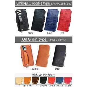 Galaxy S10 S10+ plus note9 S9 S9+ plus 手帳型 ケース -EFGS- リッキーズ ギャラクシー ノート9 カバー レザー 本革 栃木レザー R155 rickys 05