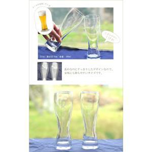 廃盤 名入れビアグラス 1個から販売 選べるデザイン3種  ビールグラスにどうぞ|ricordo|03