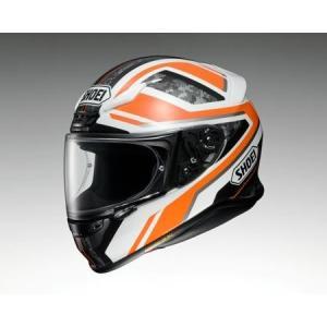 SHOEI Z-7 ヘルメット PARAMETER TC-8【パラメーター オレンジxホワイト】※マットカラー|ridestyle