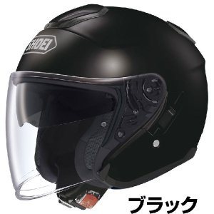 SHOEI J-CRUISE ヘルメット【ブラック】【ショウエイ バイク用 ジェットヘルメット ショーエイ】【smtb-k】 ridestyle