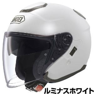 SHOEI J-CRUISE ヘルメット【ルミナスホワイト】【ショウエイ バイク用 ジェットヘルメット ショーエイ】【smtb-k】 ridestyle