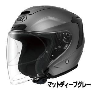 SHOEI J-FORCE4 ヘルメット 【マットディープグレー(つや消しカラー)】【ショウエイ バイク用 ジェットヘルメット Jフォース4 ショーエイ】【smtb-k】 ridestyle