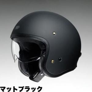SHOEI J・O ヘルメット【マットブラック】【ショウエイ バイク用 ジェイ・オー ジェットヘルメット ショーエイ】【smtb-k】|ridestyle