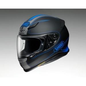 SHOEI Z-7 ヘルメット FLAGGER TC-2【フラッガー ブルーXブラック】※マットカラー|ridestyle