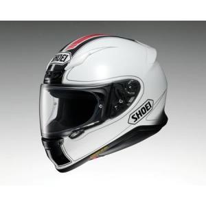 SHOEI Z-7 ヘルメット FLAGGER TC-6【フラッガー ホワイトXレッド】|ridestyle