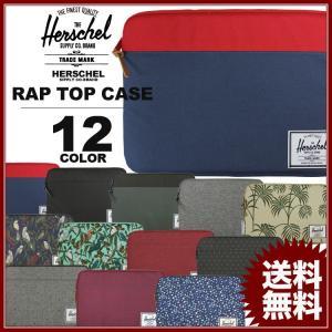 Herschel SUPPLY CO. ANCHOR SLEEVE RAP TOP CASE FOR MAC BOOK ハーシェル サプライ アンカースリーブ 12インチ 13インチ 15インチ マックブック ケース AIR PR rifflepage